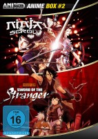 Ninja Scroll & Sword of the Stranger - Anime Box 2 (DVD)