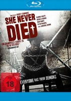 She Never Died (Blu-ray)