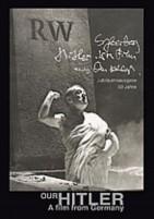 Hitler - Ein Film aus Deutschland (DVD)