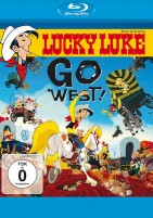Lucky Luke, Go West! (Blu-ray)