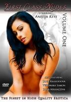 First Class Nudes - Vol. 01: Anetta Keys (DVD)