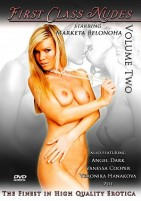 First Class Nudes - Vol. 02: Marketa Belonoha (DVD)