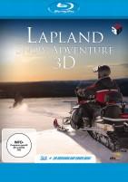 Lapland Snow Adventure 3D - Blu-ray 3D + 2D (Blu-ray)
