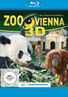 Zoo Vienna 3D - Der Tiergarten Schönbrunn - Blu-ray 3D (Blu-ray)
