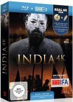 India 4K - Blu-ray + UHD Stick in Real 4K (Blu-ray)