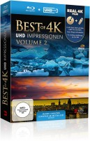 Best of 4K - Vol. 2 / Blu-ray + UHD Stick in Real 4K (Blu-ray)