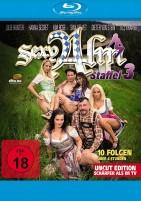 Sexy Alm - Staffel 3 / Uncut Edition (Blu-ray)
