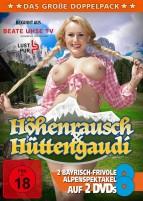 Höhenrausch und Hüttengaudi - Ein frivoles Alpenspektakel (DVD)