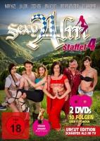 Sexy Alm - Staffel 4 / Uncut Edition (DVD)