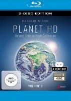 Planet HD - Unsere Erde in High Definition - Die komplette Serie / Volume 2 (Blu-ray)