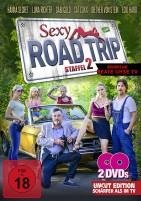 Sexy Road Trip 2 - Staffel 2 / Special Uncut Edition (DVD)
