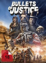 Bullets of Justice - Limited Collector's Edition / Mediabook (Blu-ray)