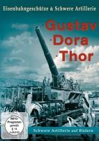 Eisenbahngeschütze & Schwere Artillerie (DVD)