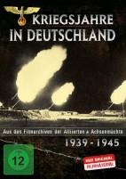 Kriegsjahre in Deutschland - Aus den Filmarchiven der Alliierten & Achsenmächte 1939 - 1945 (DVD)