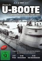 Deutsche U-Boote - Legendäre Kampfboote 1939-1945 (DVD)