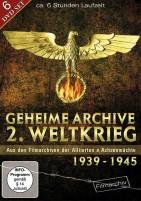 Geheime Archive 2. Weltkrieg 1939-1945 (DVD)