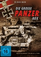 Die Grosse Panzer Box (DVD)