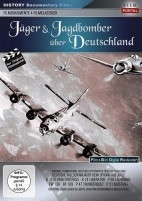 Jäger & Jagdbomber über Deutschland (DVD)