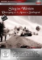 Sieg im Westen - Untergang der 6. Armee in Stalingrad (DVD)