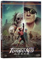 Turbo Kid - Limited Mediabook / Cover A (Blu-ray)