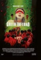 The Green Inferno - Director's Cut / Limited Collector's Edition / Cover B (Blu-ray)