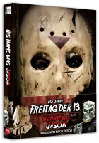 His Name Was Jason - 30 Jahre Freitag der 13. - Limited Special Edition inkl. Keilschuber (Blu-ray)