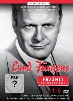 "Curd Jürgens erzählt ""Die Kurzfilme"" - Folge 1-6 (DVD)"