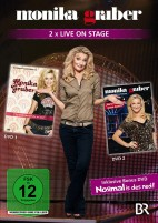 Monika Gruber - 2x live on Stage (DVD)