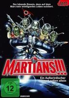Martians - Ein Außerirdischer kommt selten allein (DVD)