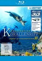 Faszination Korallenriff 3D - Blu-ray 3D + 2D (Blu-ray)