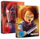 Chucky 2+3 - Piece of Art Box (Blu-ray)