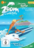 Zoom - Der weiße Delfin - Vol. 5 / Der beste Surfer + 5 weitere Abenteuer (DVD)