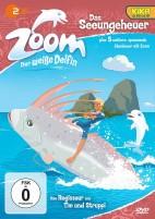Zoom - Der weiße Delfin - Vol. 6 / Das Seeungeheuer + 5 weitere Abenteuer (DVD)
