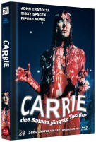 Carrie - Des Satans jüngste Tochter - Limited Collector's  Edition / Cover B (Blu-ray)