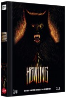 The Howling - Das Tier - Limited Collector's Edition / Cover C (Blu-ray)