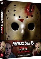 Freitag der 13. - Teil IV - Das letzte Kapitel - Limited Collector's Edition (Blu-ray)