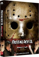 Freitag, der 13. - Killer Cut / Limited Special Edition (Blu-ray)