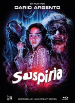 Suspiria - Restored 40th Anniversary Edition (Blu-ray)