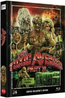 The Toxic Avenger - Part II - Limited Collector's Edition / Cover B (Blu-ray)