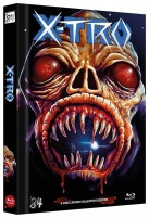 X-Tro - Limited Collector's Edition / Cover I (Blu-ray)