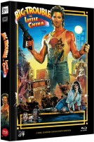 Big Trouble in Little China - Limited Collector's Edition / Cover B (Blu-ray)