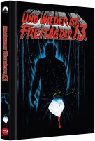 Freitag der 13. - Teil 3 - Uncut Collector's Edition / Cover B (Blu-ray)