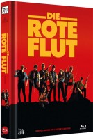 Die rote Flut - Limited Collector's Edition / Cover B (Blu-ray)