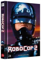 RoboCop 2 - Limited Collector's Edition / Cover B (Blu-ray)