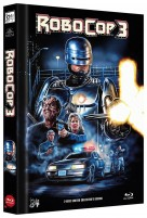 RoboCop 3 - Limited Collector's Edition / Cover C (Blu-ray)