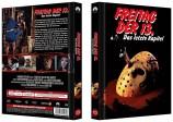 Freitag der 13. - Teil IV - Das letzte Kapitel - Limited Collector's Edition / Cover B (Blu-ray)