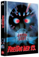 Freitag der 13. - Teil VI (6) - Jason lebt - Collector's Edition / Cover B (Blu-ray)
