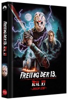 Freitag der 13. - Teil VI - Jason lebt - Collector's Edition / Cover D (Blu-ray)