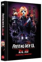 Freitag der 13. - Teil VIII - Todesfalle Manhattan - Collector's Edition / Cover D (Blu-ray)