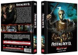 Freitag, der 13. - Killer Cut / Limited Collector's Edition / Cover D (Blu-ray)